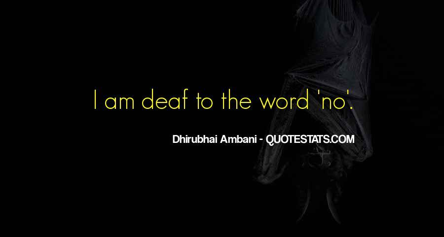 Dhirubhai Quotes #483550