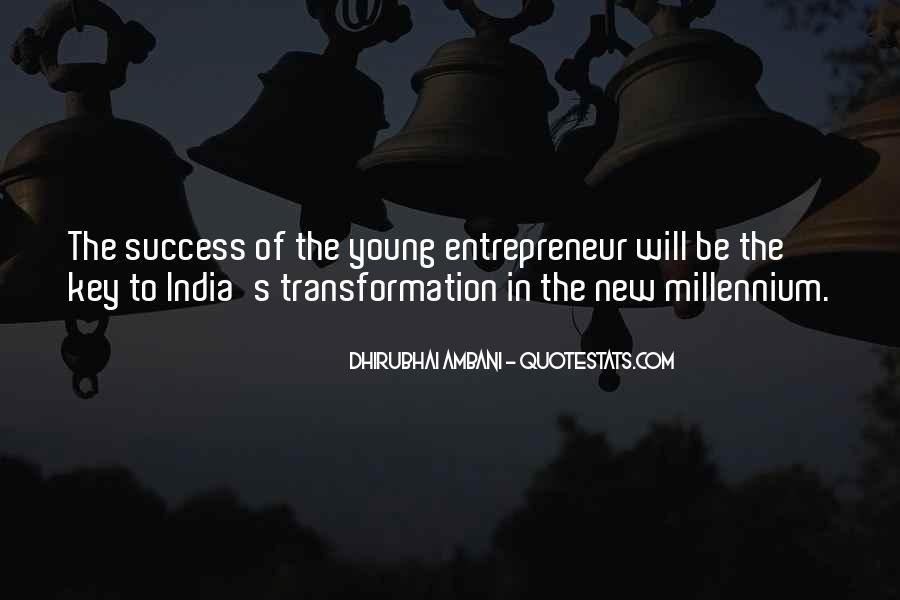 Dhirubhai Quotes #501281