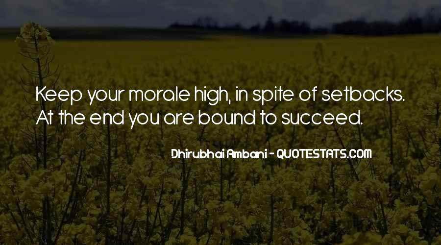 Dhirubhai Quotes #505383