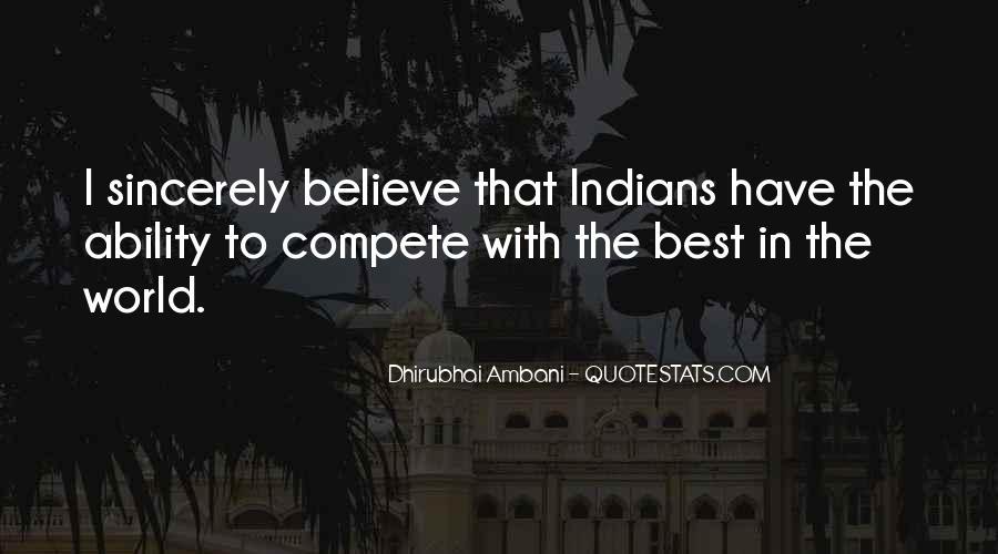 Dhirubhai Quotes #667651