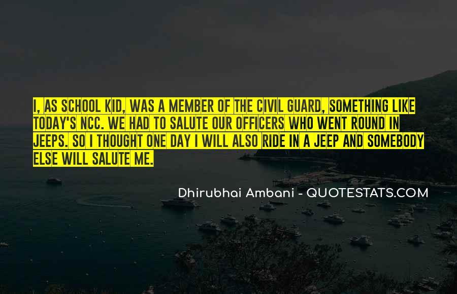 Dhirubhai Quotes #817024