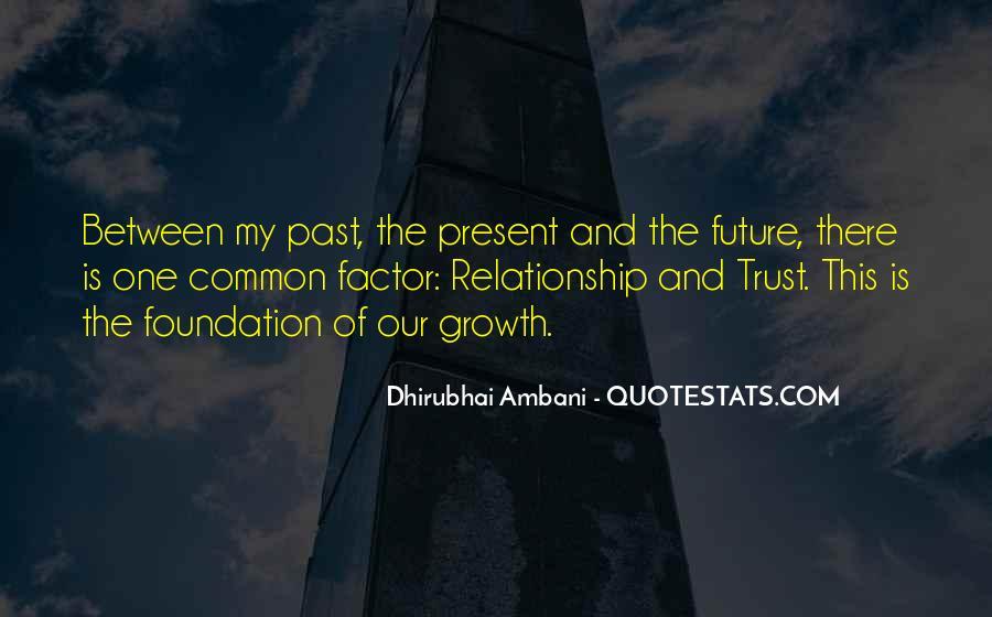 Dhirubhai Quotes #823562