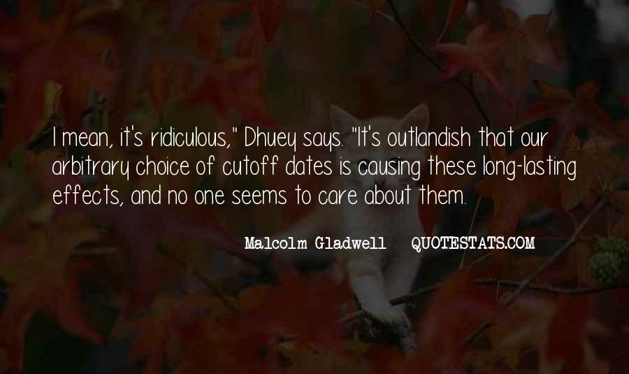 Dhuey Quotes #1829096