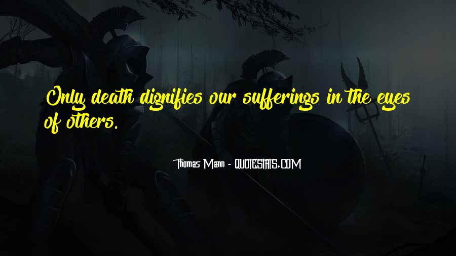 Dignifies Quotes #313603