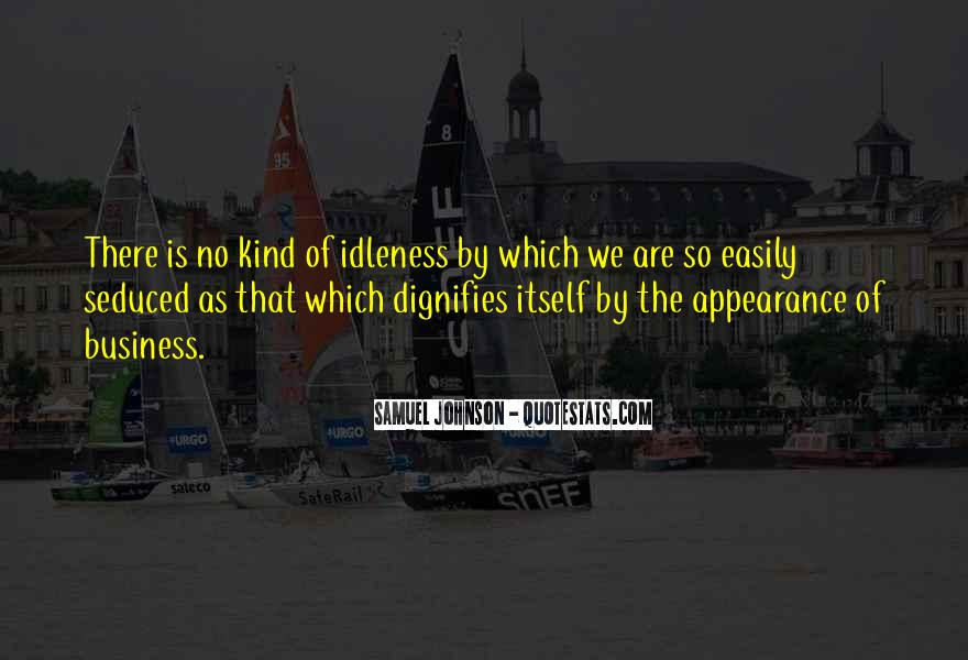 Dignifies Quotes #743861