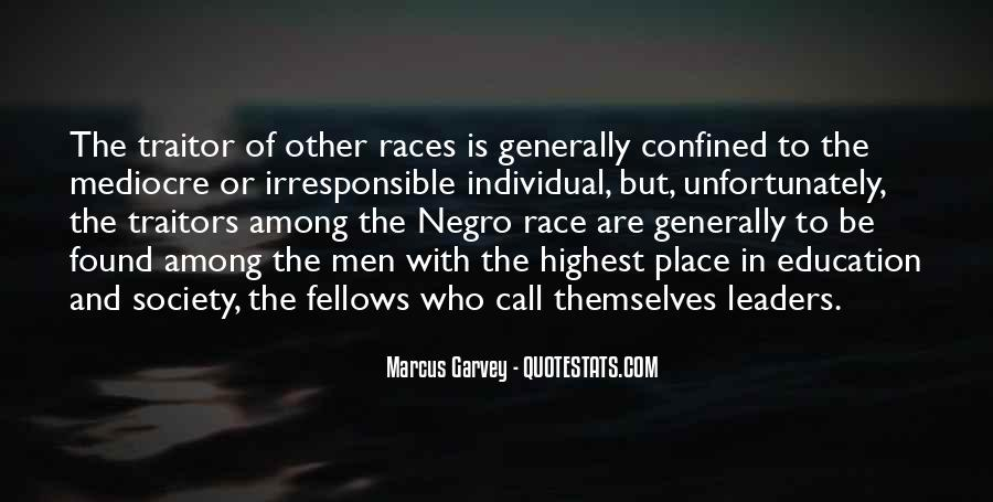 Quotes About Irresponsible Leaders #17496