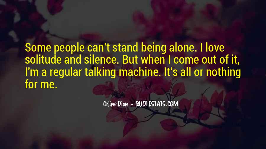 Dion's Quotes #1036798