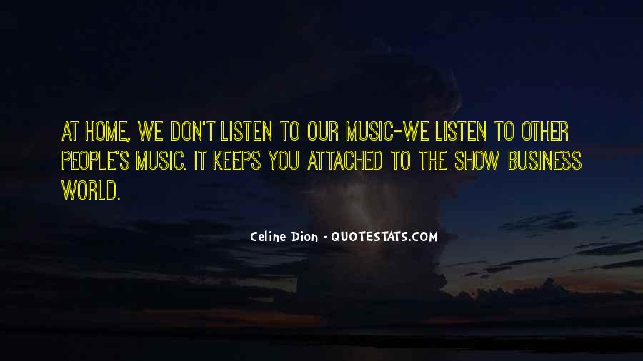 Dion's Quotes #1071070