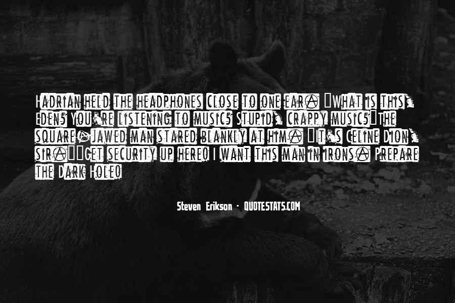 Dion's Quotes #1416877