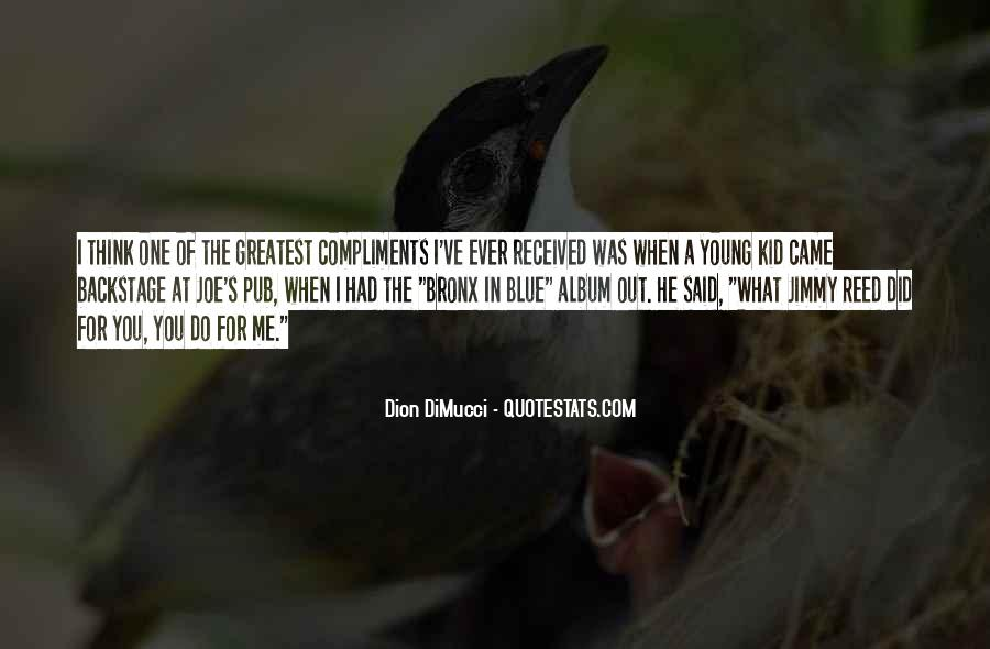 Dion's Quotes #315769