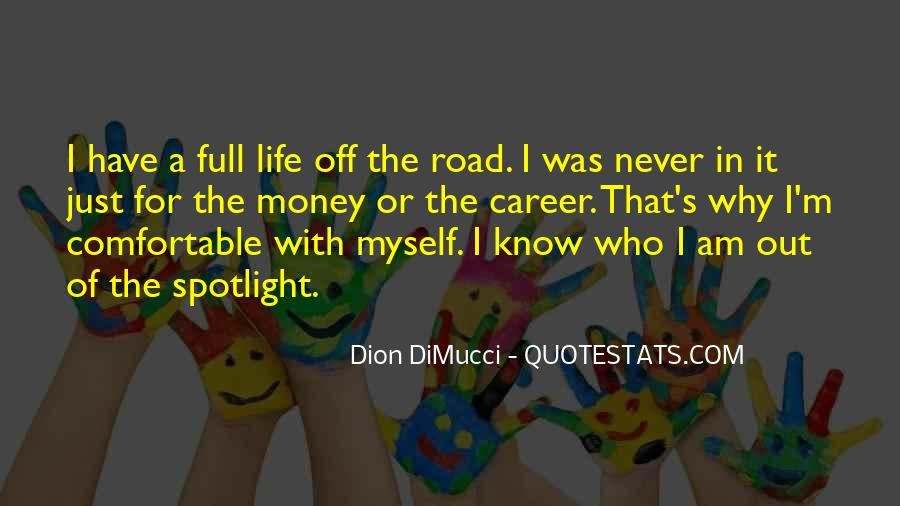 Dion's Quotes #377826
