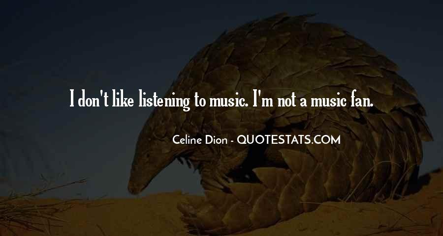 Dion's Quotes #762949