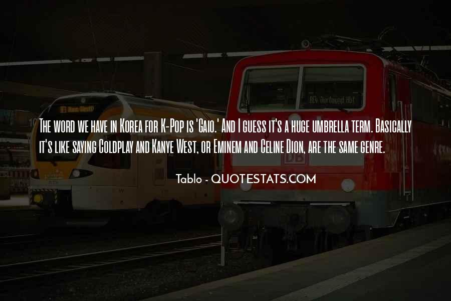 Dion's Quotes #963205