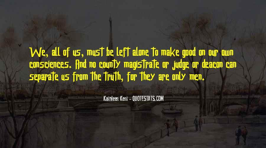 Disabusing Quotes #1314270