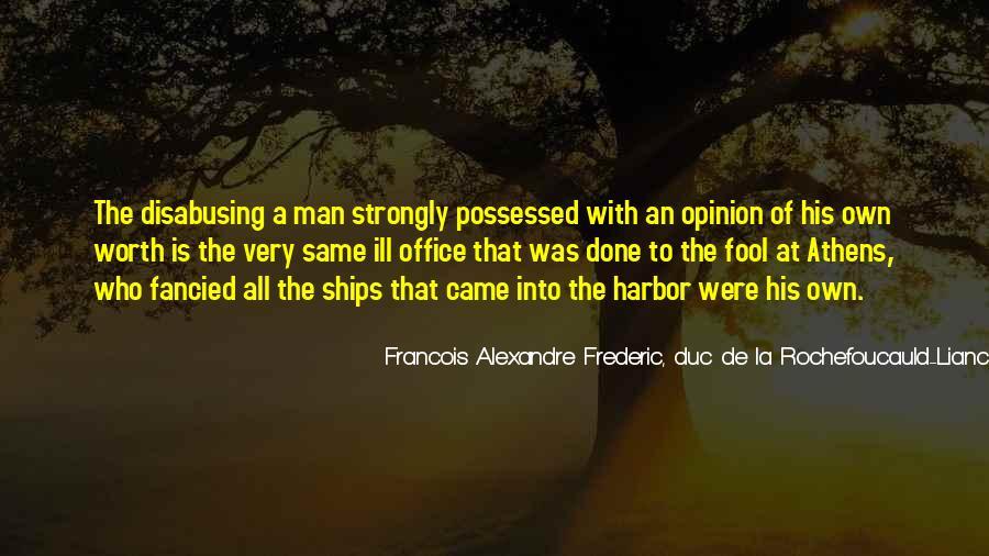 Disabusing Quotes #1328754
