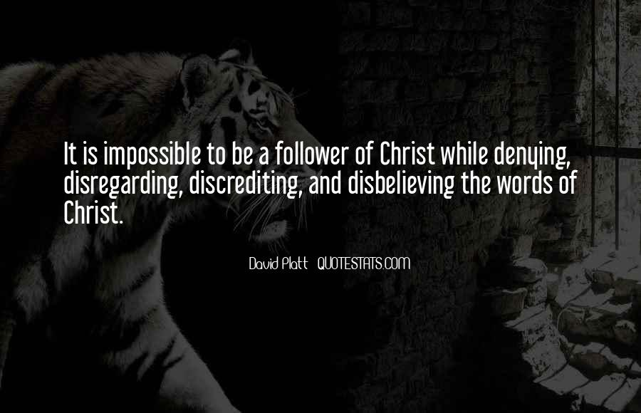 Disbelieving Quotes #1153284