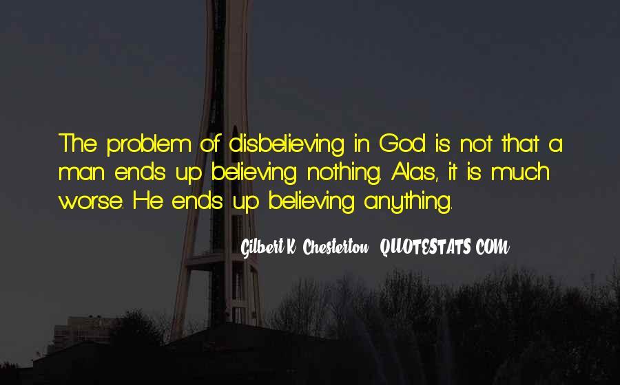 Disbelieving Quotes #1406003