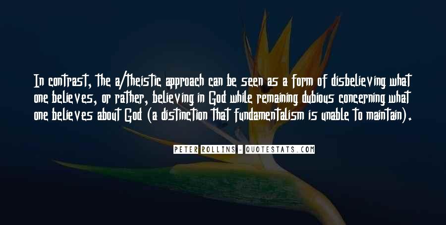 Disbelieving Quotes #1656092