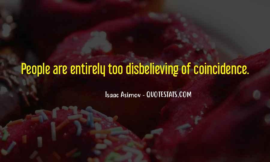 Disbelieving Quotes #233091