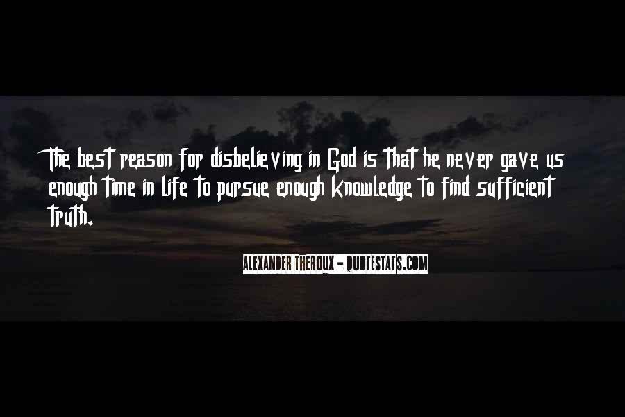 Disbelieving Quotes #73060