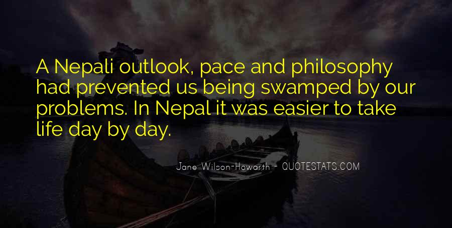 Quotes About Outlook In Life #1553890