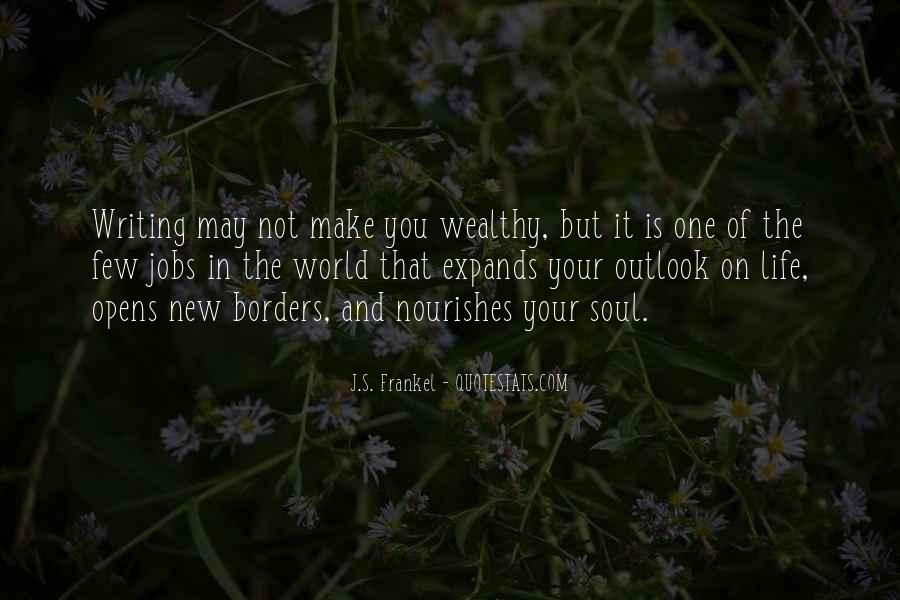 Quotes About Outlook In Life #201569