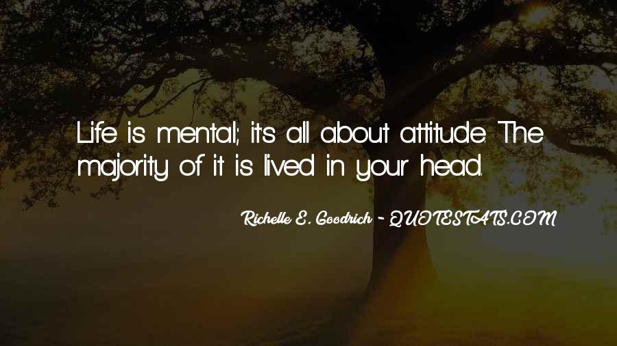 Quotes About Outlook In Life #464747