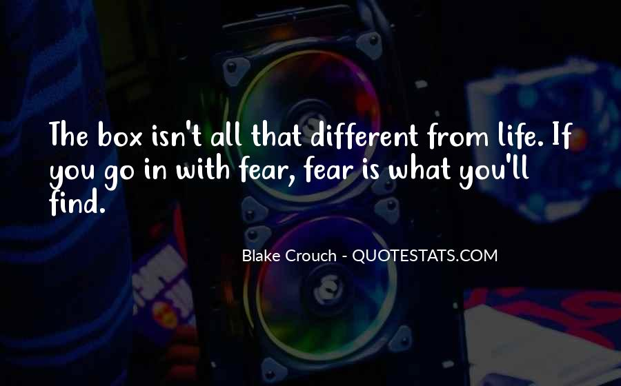 Quotes About Outlook In Life #847467