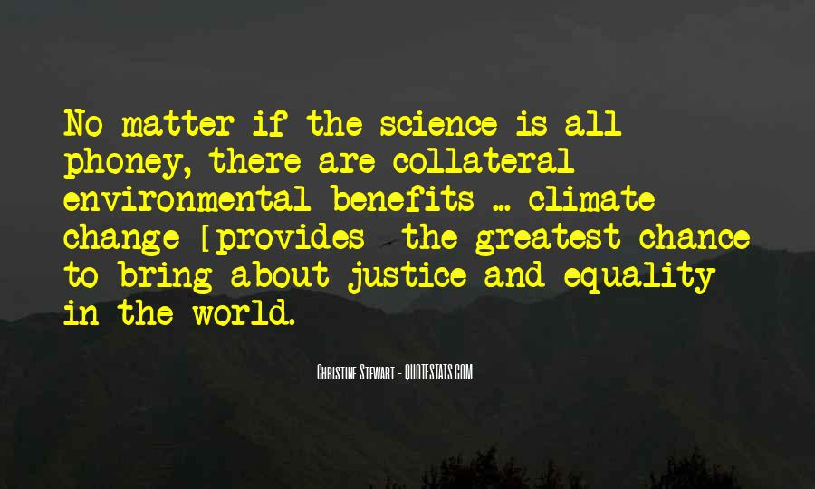 Quotes About Environmental Science #1146282