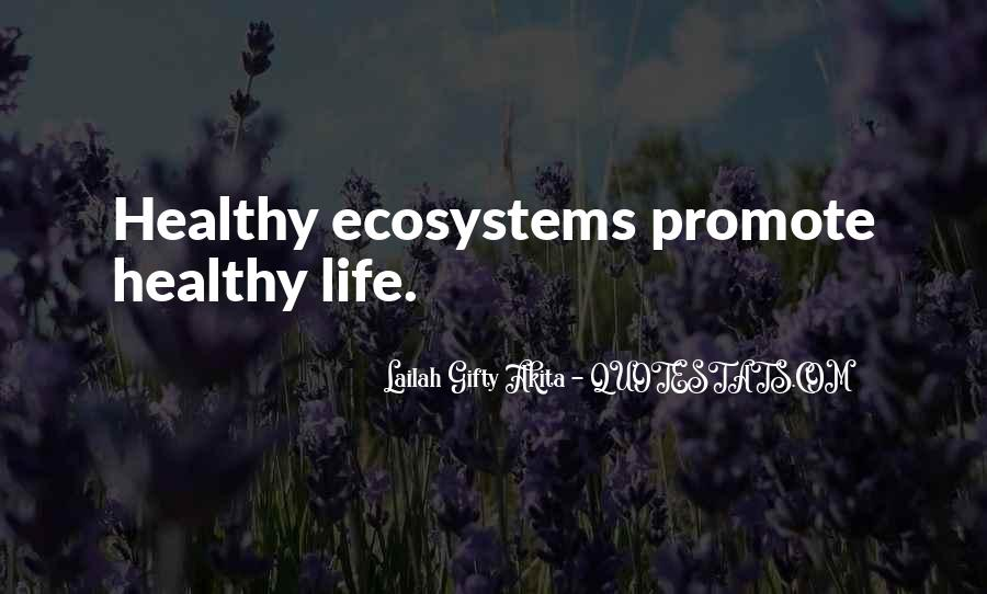 Quotes About Environmental Science #1784861