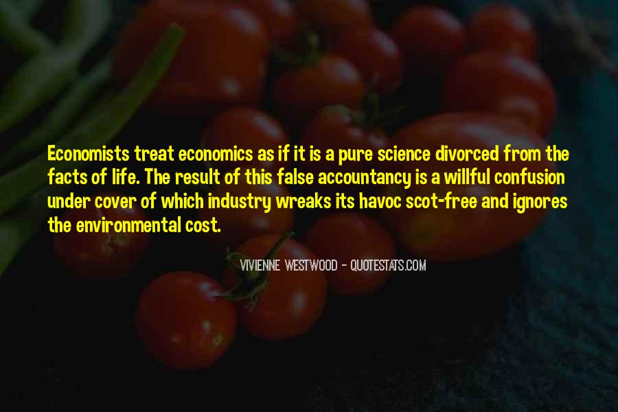 Quotes About Environmental Science #761592