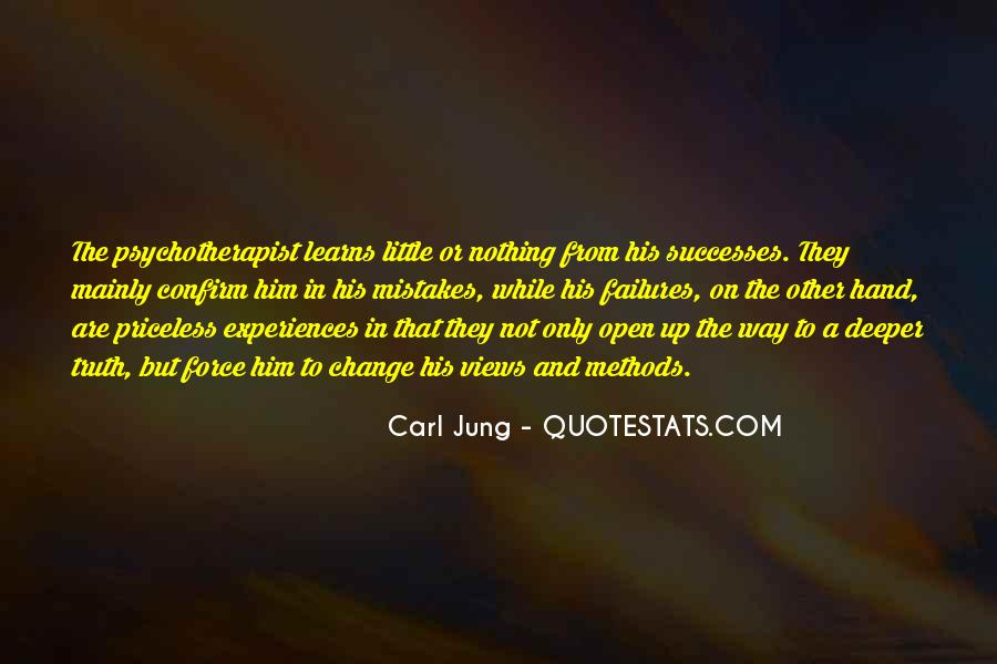 Quotes About Change And Mistakes #1436095