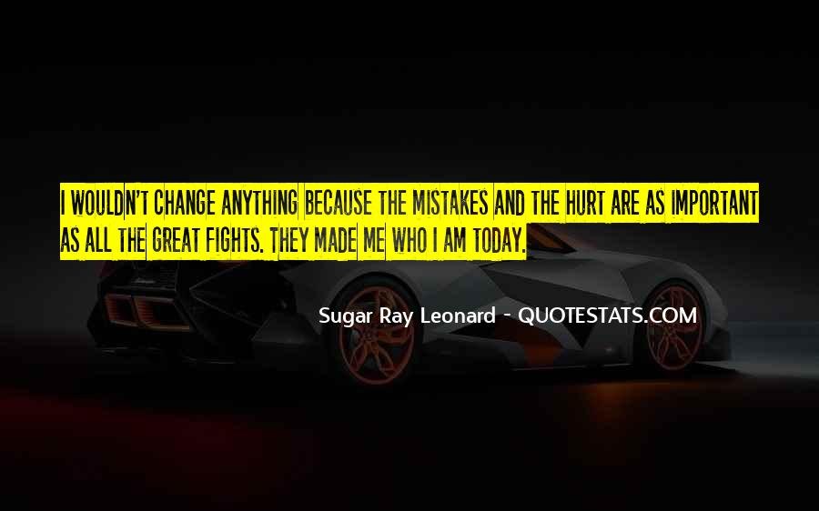 Quotes About Change And Mistakes #1473431