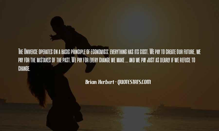 Quotes About Change And Mistakes #1827062