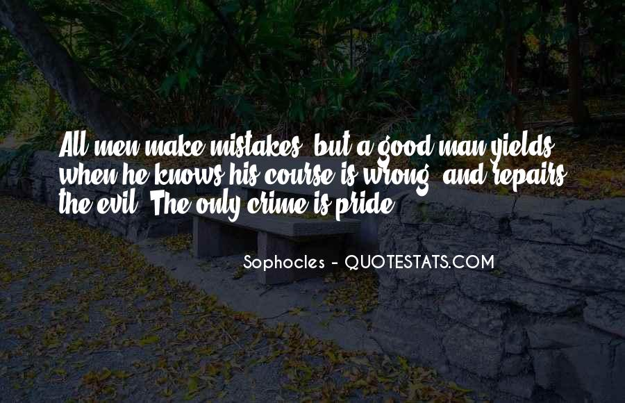 Quotes About Change And Mistakes #35400