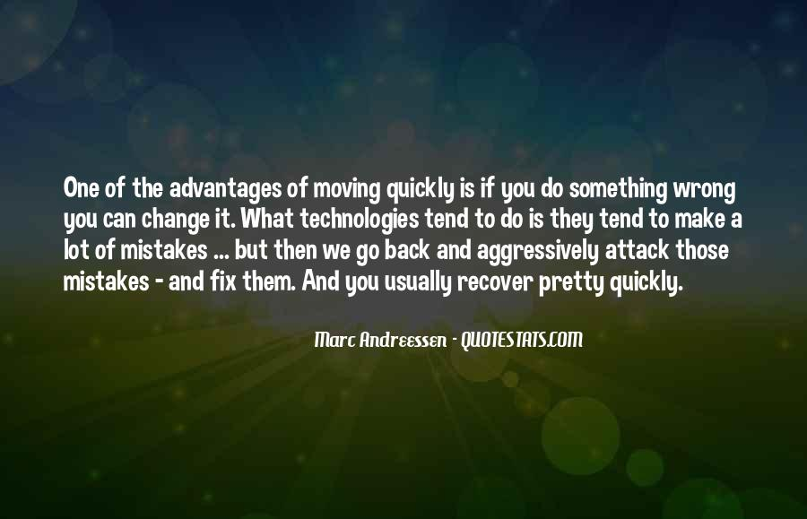 Quotes About Change And Mistakes #768176