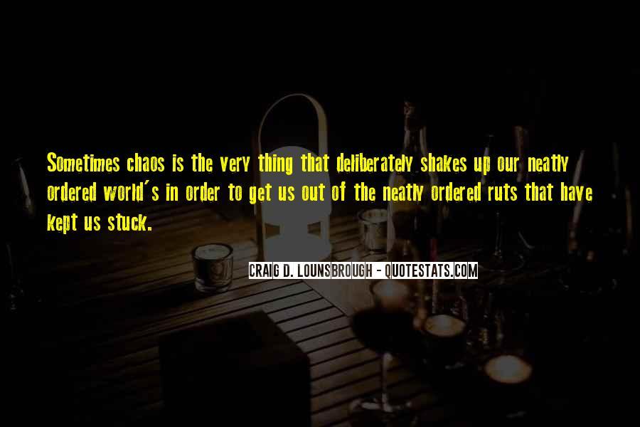 Dislocate Quotes #205203