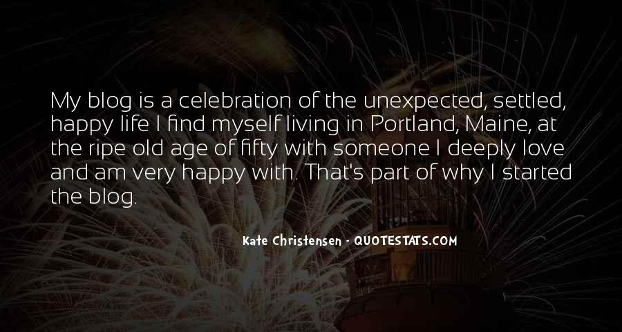 Quotes About Celebration #128306