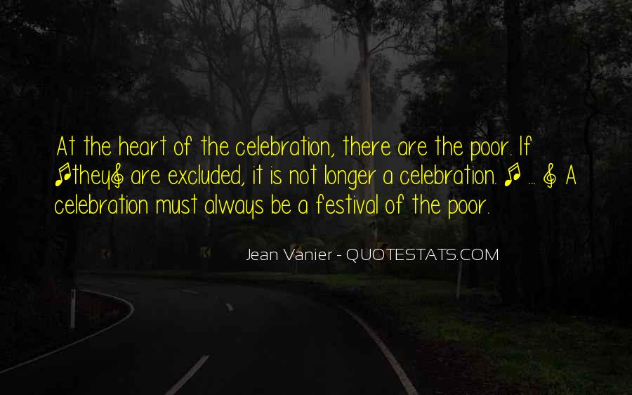 Quotes About Celebration #134689
