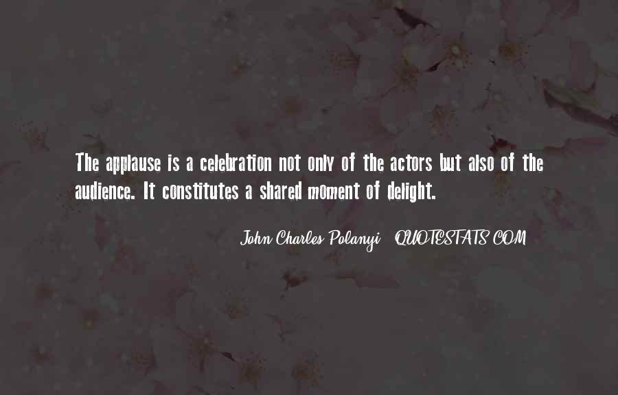 Quotes About Celebration #157618