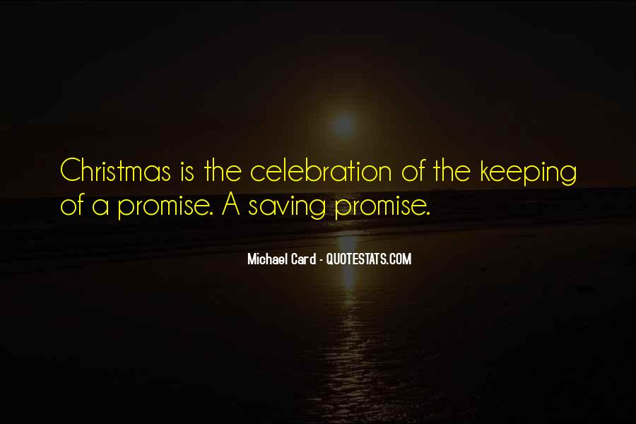 Quotes About Celebration #168423