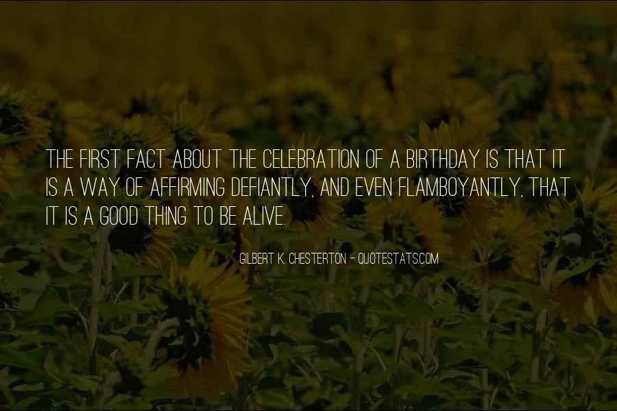 Quotes About Celebration #199566