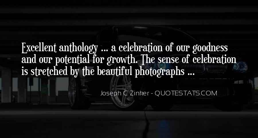 Quotes About Celebration #203666