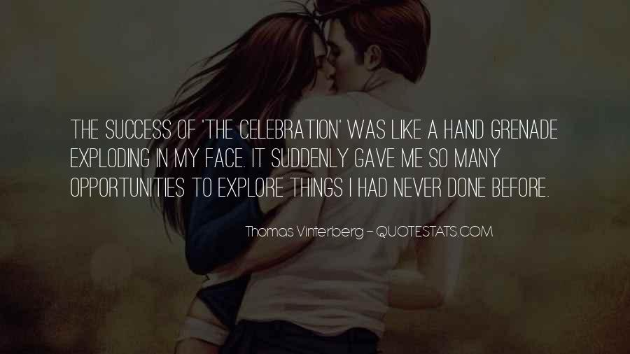 Quotes About Celebration #267578
