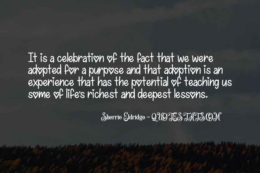Quotes About Celebration #562