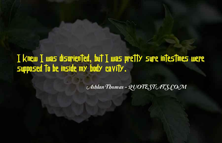 Disoriented Quotes #1546626
