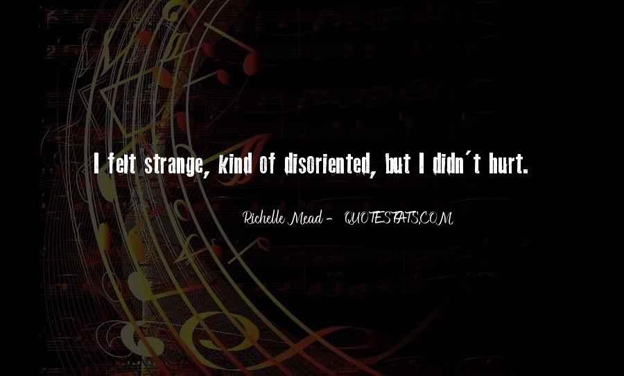 Disoriented Quotes #1733231