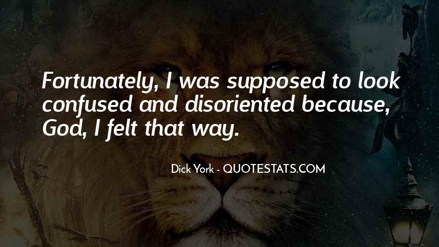 Disoriented Quotes #81435