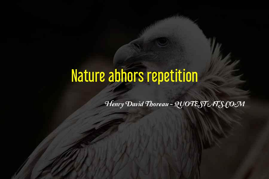 Quotes About Repetition #102472