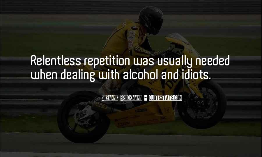 Quotes About Repetition #168917